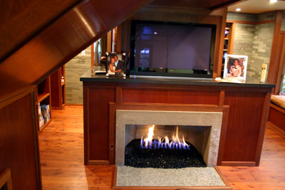nick cannon fireplace 11