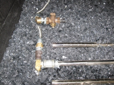 Valve in Fireplace 3