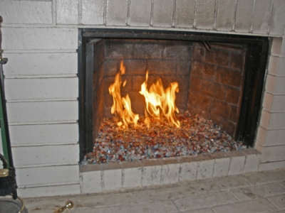 Crap Fireplace Glass 3